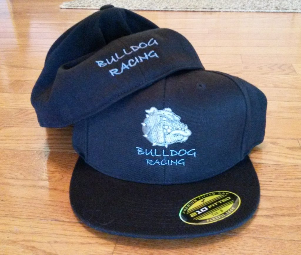 Hat with Custom Embroidered Designs