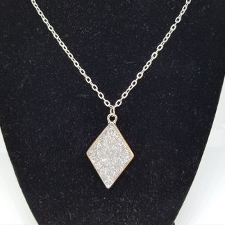 Silver Marcasite Pendant Necklace for Sale Online